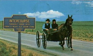 Intercourse.postcard